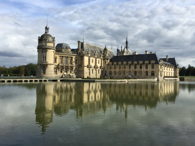 Château de Chantilly. © Jewel K. Goode, 2015. All Rights Reserved.