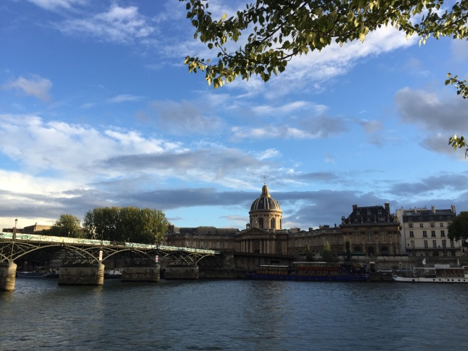 Pont des Arts. Paris, France. © Jewel K. Goode. 2015. All Rights Reserved.