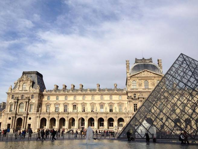 Musée du Louvre. Paris, France. © Jewel K. Goode, 2014. All Rights Reserved.