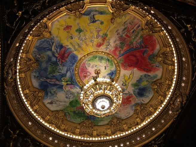 Opéra national de Paris, Palais Garnier. Photo © Jewel K. Goode, 2016. All rights reserved.
