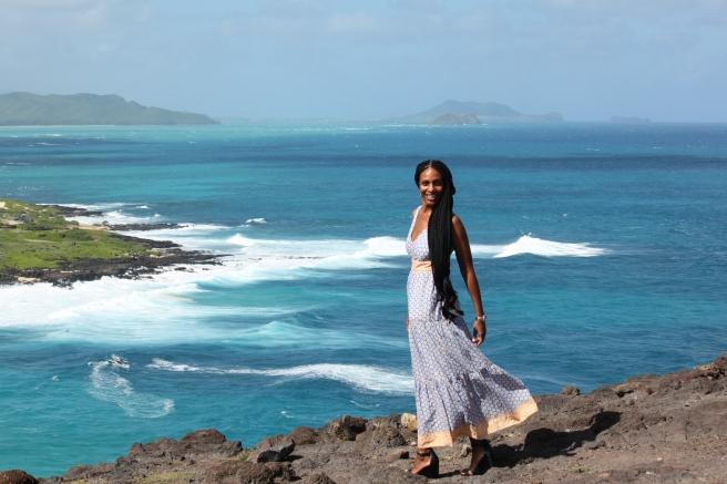 Jewel Goode. Oahu, Honolulu, Hawaii