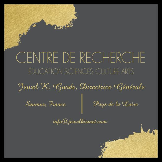 Jewel K. Goode Research Center in Saumur, France